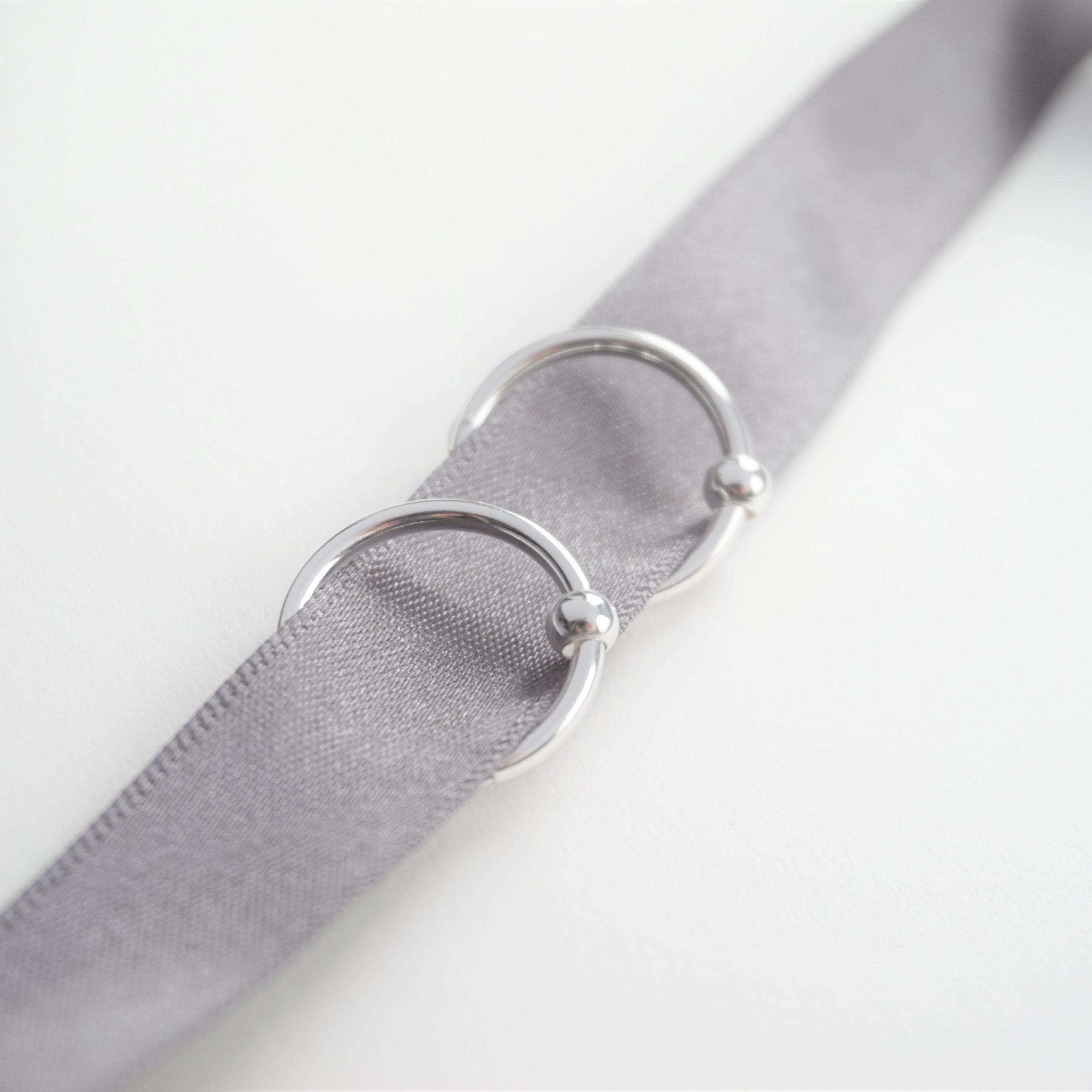 sterling silver medium creole hoop earrings